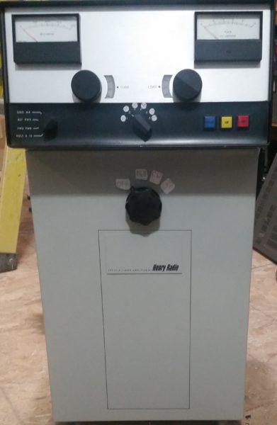 Henry 3K-A Hf Amplifier
