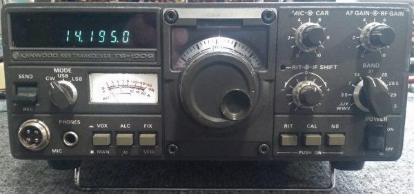 Kenwood TS-120 HF Transceiver