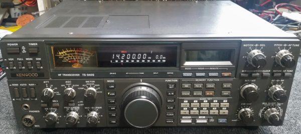 Kenwood TS-940SAT HF Transceiver