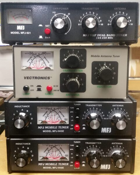 Antenna Tuners and MORE!
